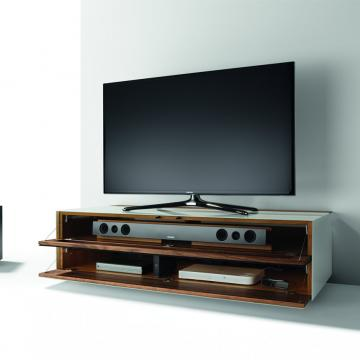Cubus Pure Custom Luxury Wood Entertainment Center